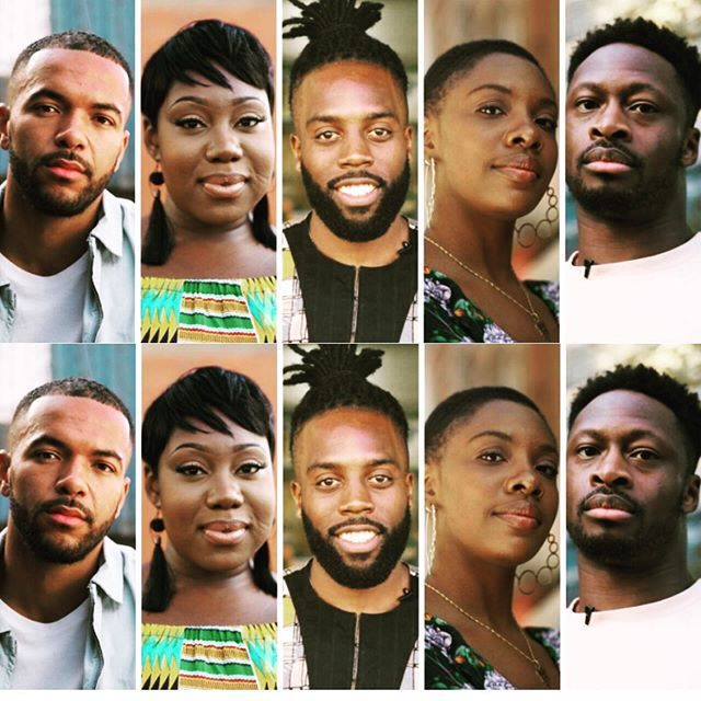Shout out to these 5 and their amazing response vids to #thelasttreefilm 🔥still out in cinemas now @reeceparkinson @yomi.adegoke @danagram_ @efrederick90 @lolajagun 👌🏾