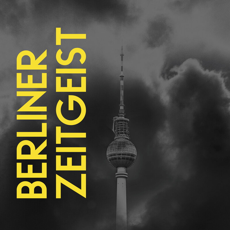 Berlin Zeitgeist - Berliner Zeitgeist is a project that explores the ideas, stories and initiatives around the fall of the Berlin Wall. The programme includes German films, presentations, soup, exhibition, walking and performance.Can we as a creative town learn from a creative city?Recordings from 'Berliner Zeitgeist in Stroud' - meet 5 legendary creative entrepreneurs from Berlin, an evening of talks and conversations with Berlin's current art and culture figures. July 19th 2019, Goods Shed, Stroud.Recording introduced by artist Uta BaldaufMore information on Berliner events