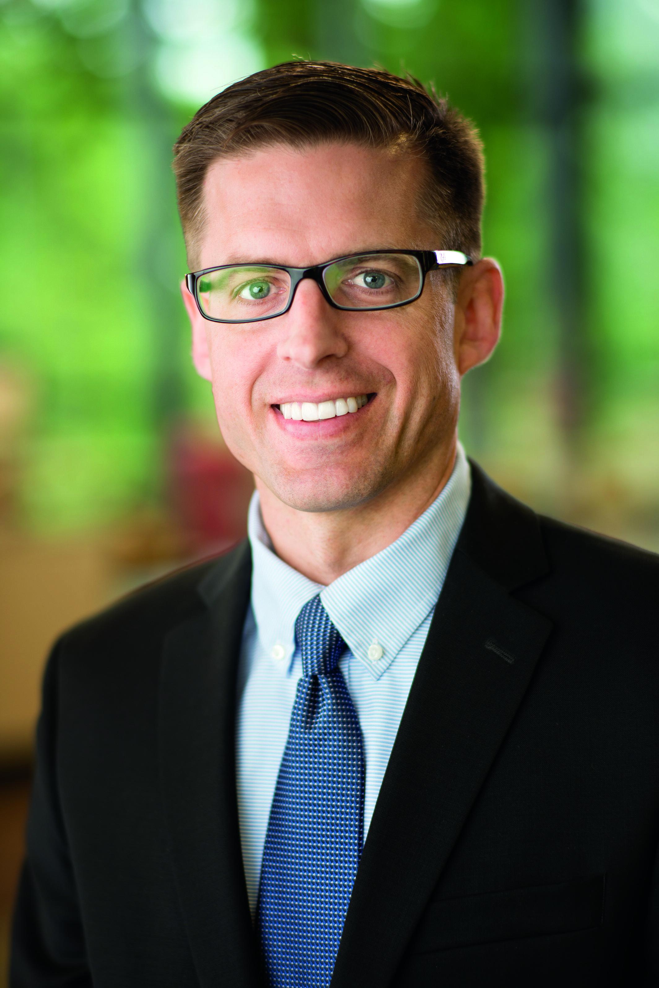 Professor Dwight Zscheile