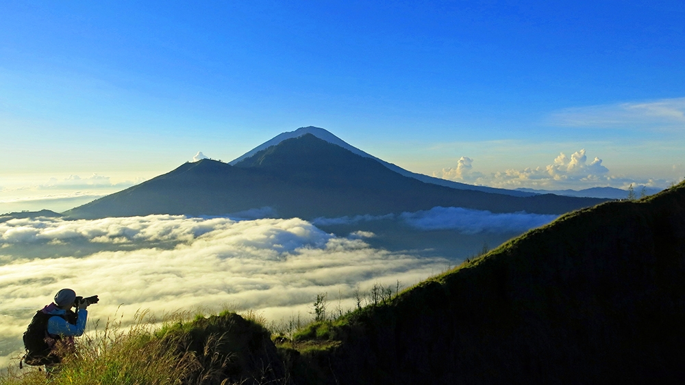 Mount Batur Hike Bali Group Trip