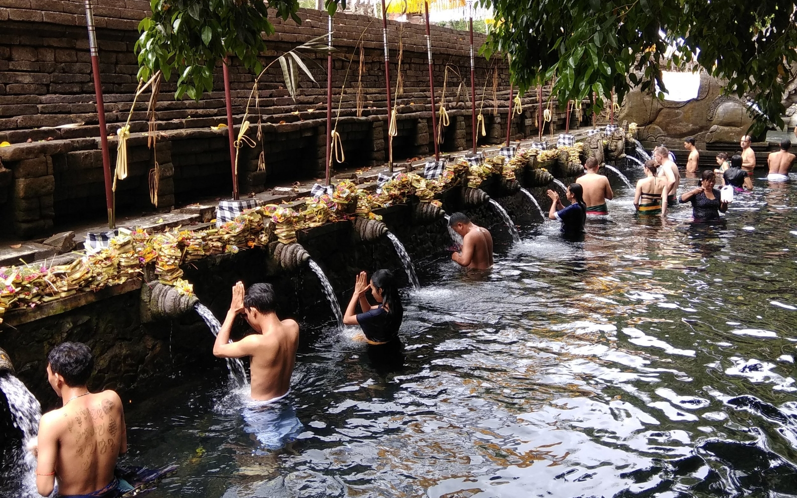 Bali Temples in Group Trip