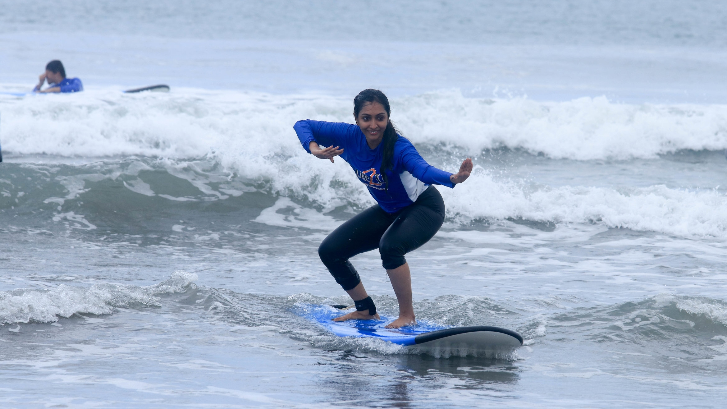 Surfing during When in City Trip in Bali