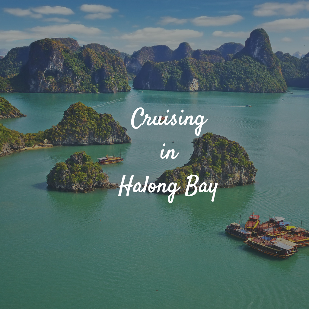 Explore Halong Bay in Vietnam group trip with When in City