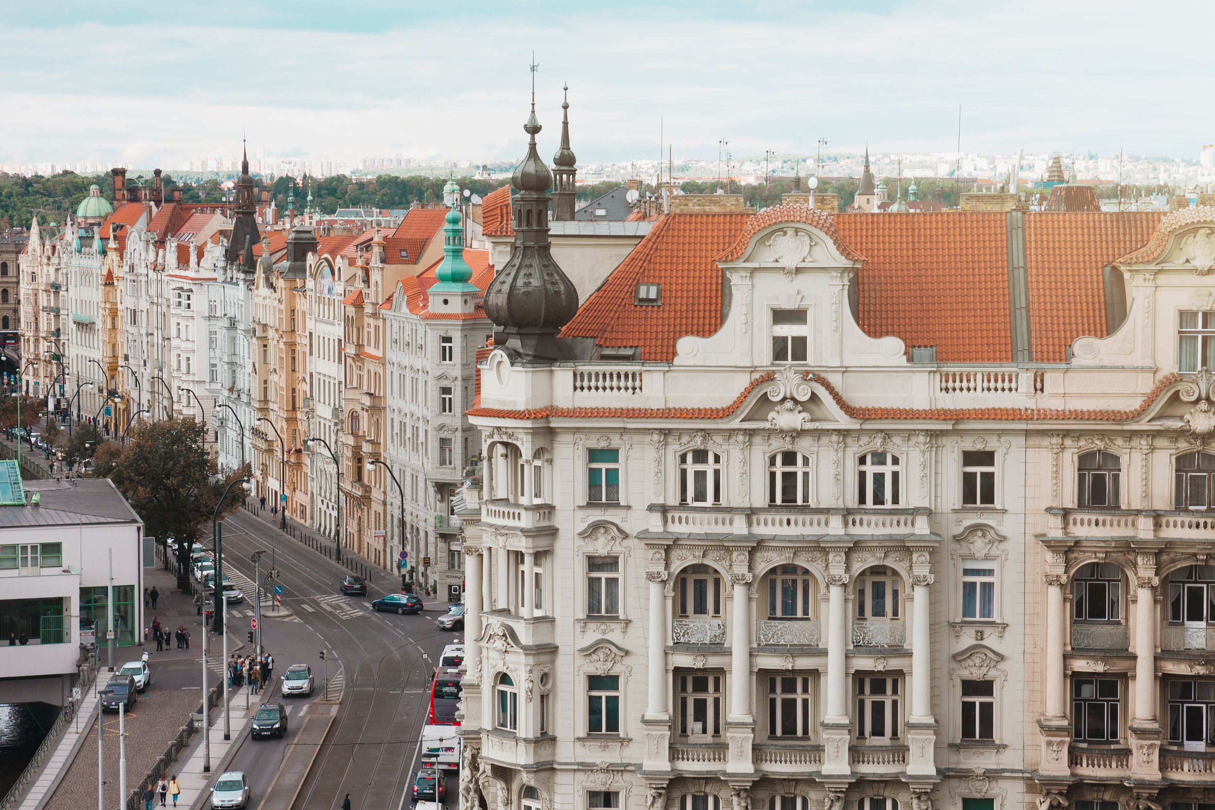 Prague nightlife explore with when in city