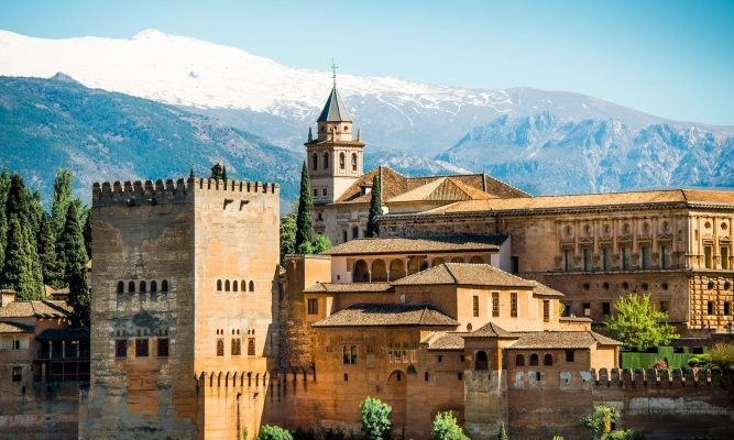 Images from travel to Spain