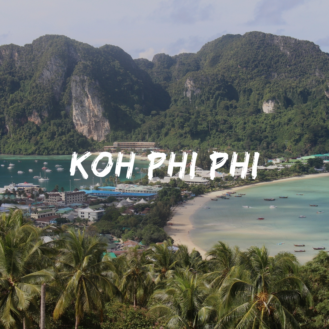 Visit Phi Phi and Thailand on a Group Trip