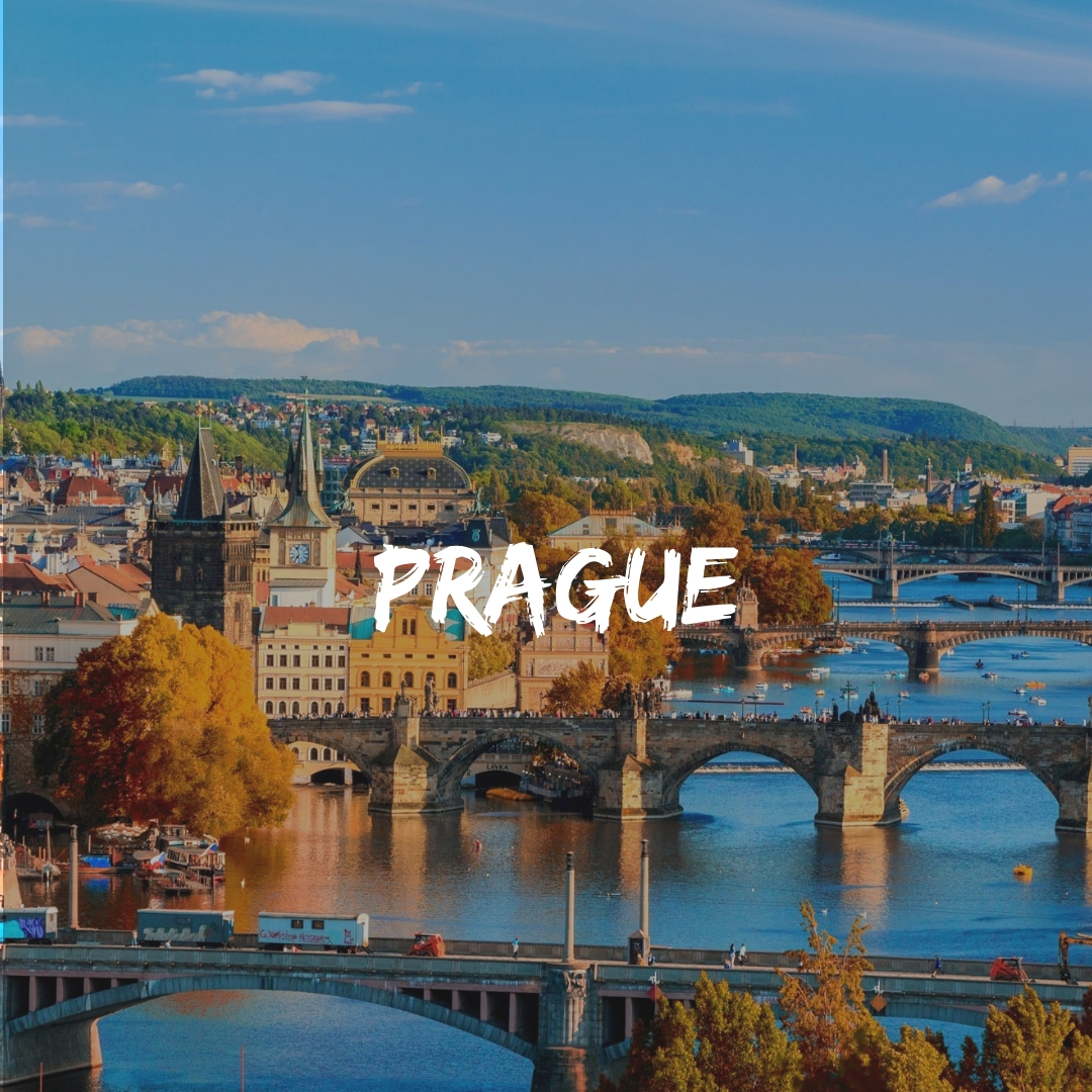 Explore Prague with a Group of Solo Backpackers