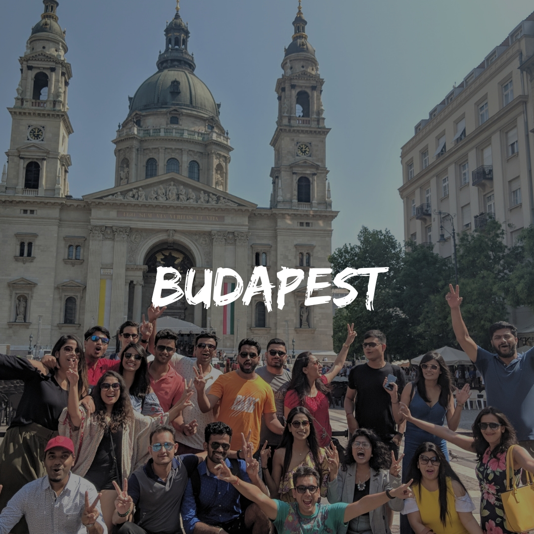 Explore Budapest with a fun group on a solo trip