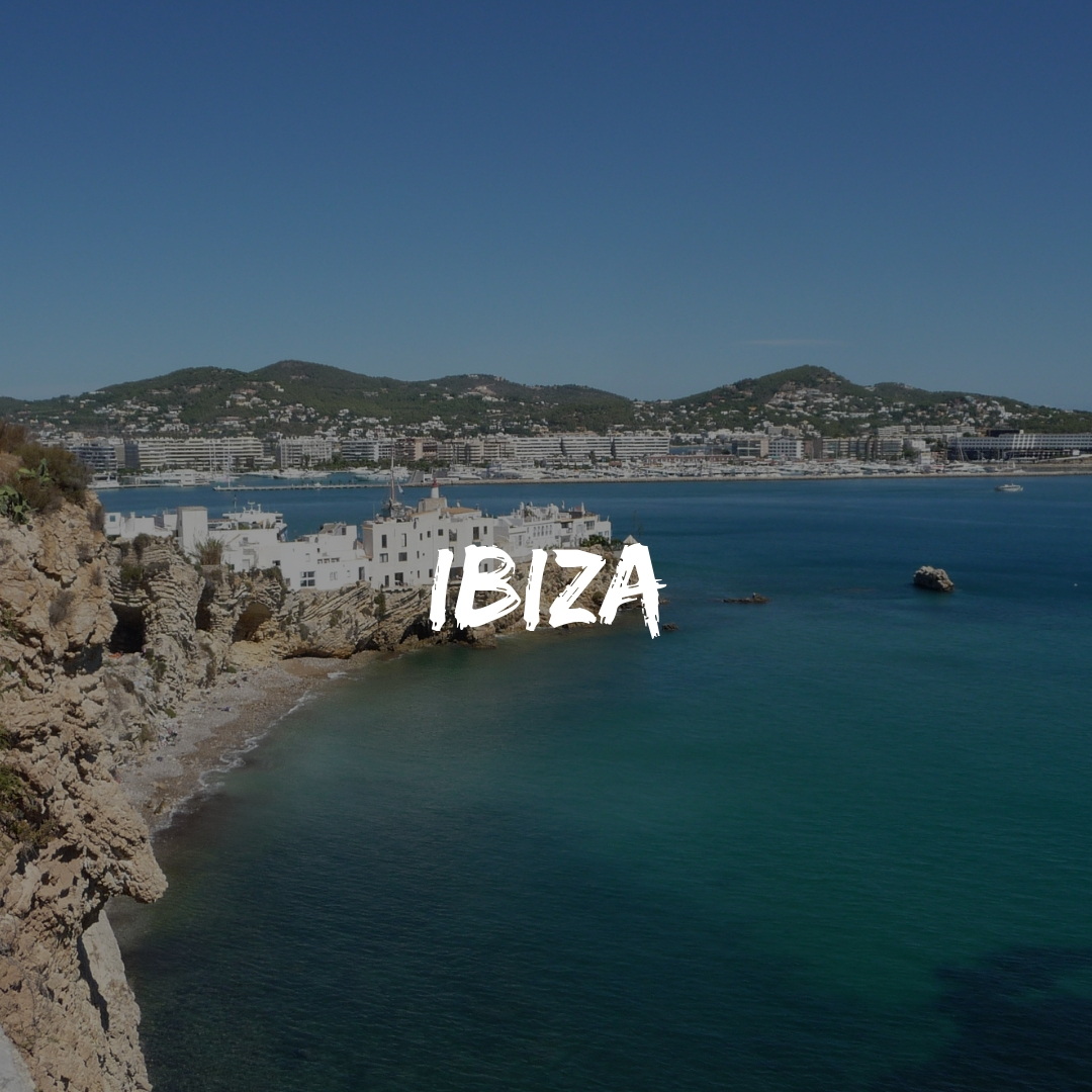 Visit Ibiza on a Group Backpack Trip from India