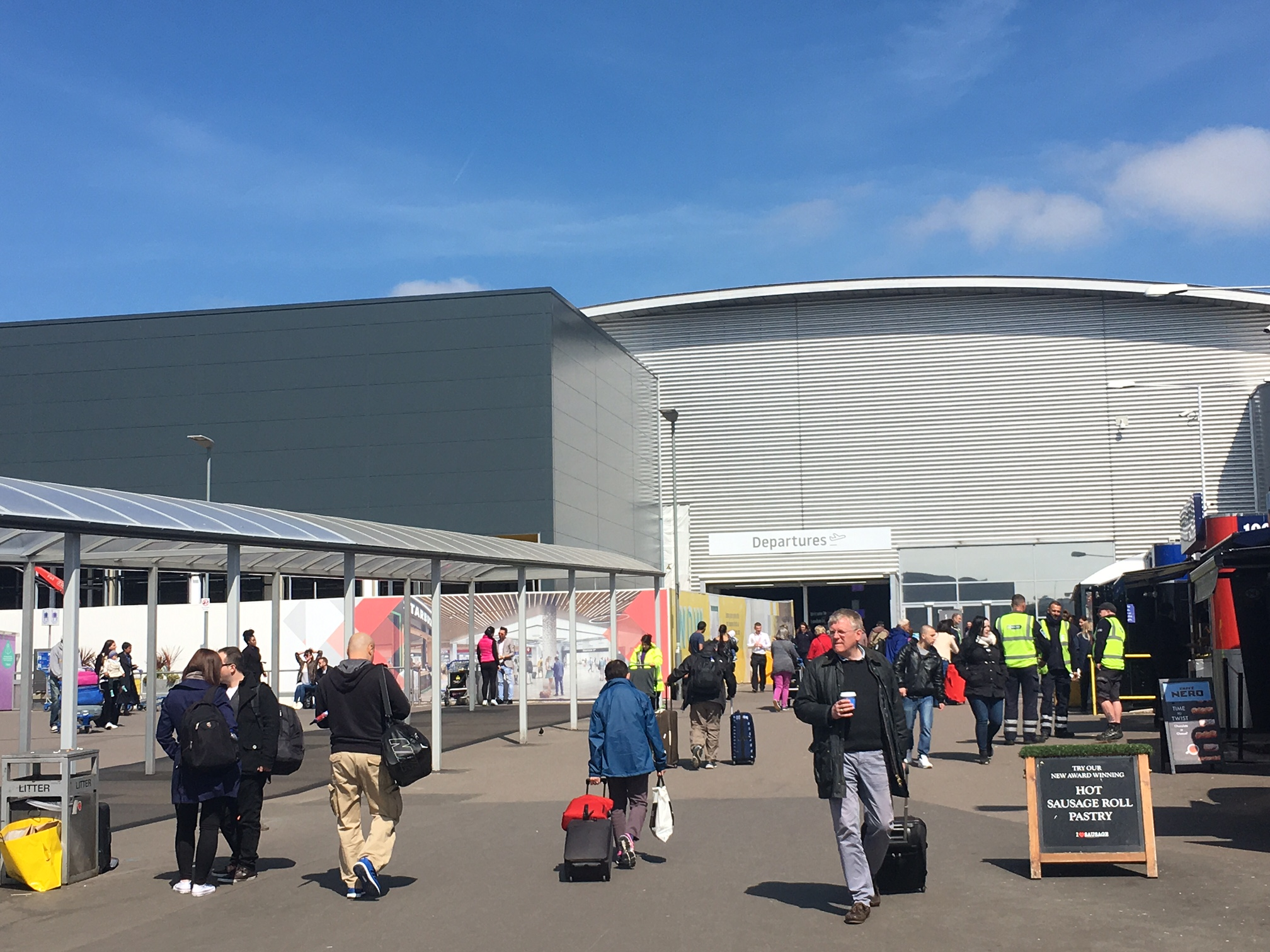 LONDON LUTON AIRPORT -
