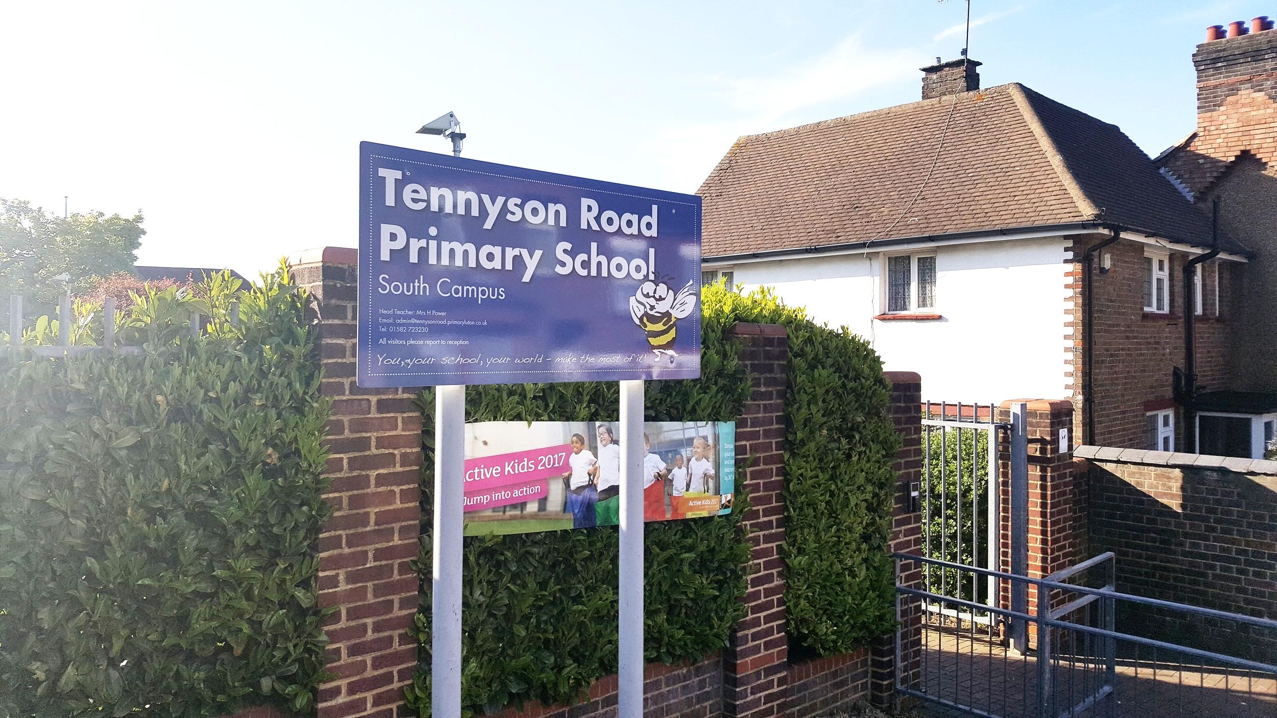 TENNYSON ROAD SCHOOL - BOILER -