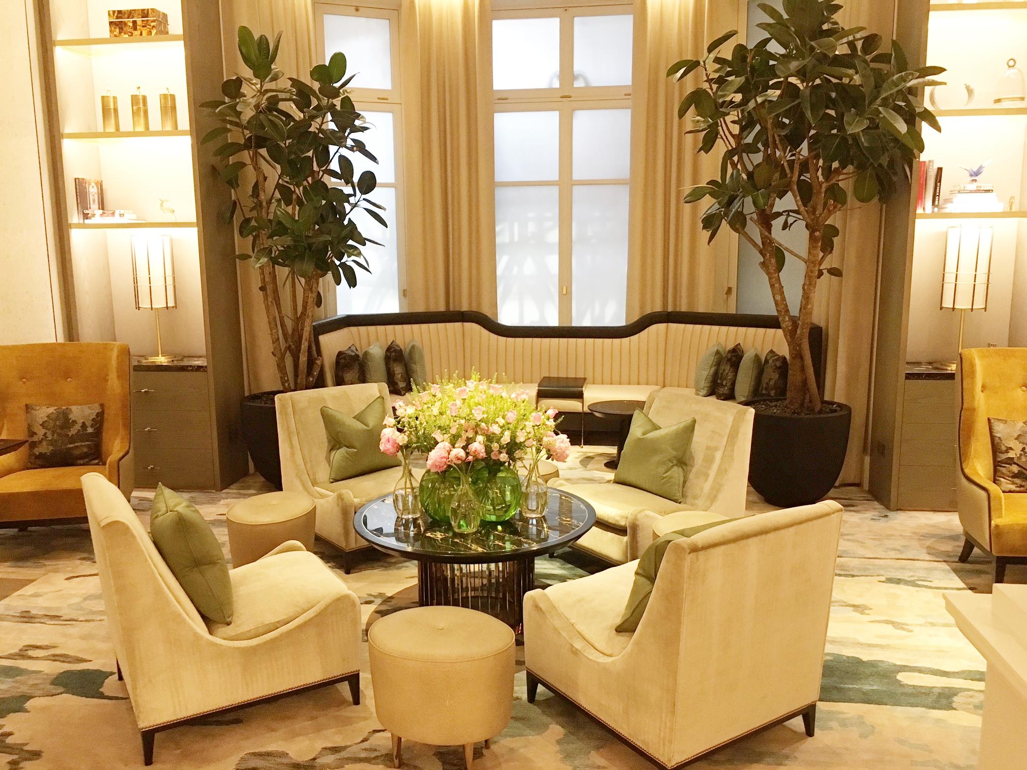 MANDARIN ORIENTAL HOTEL -