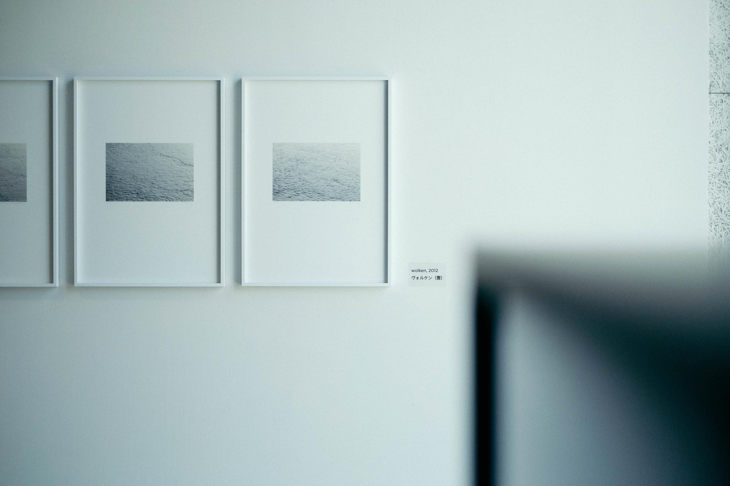 ヴォルケン(雲)- 2012 / Carsten Nicolai