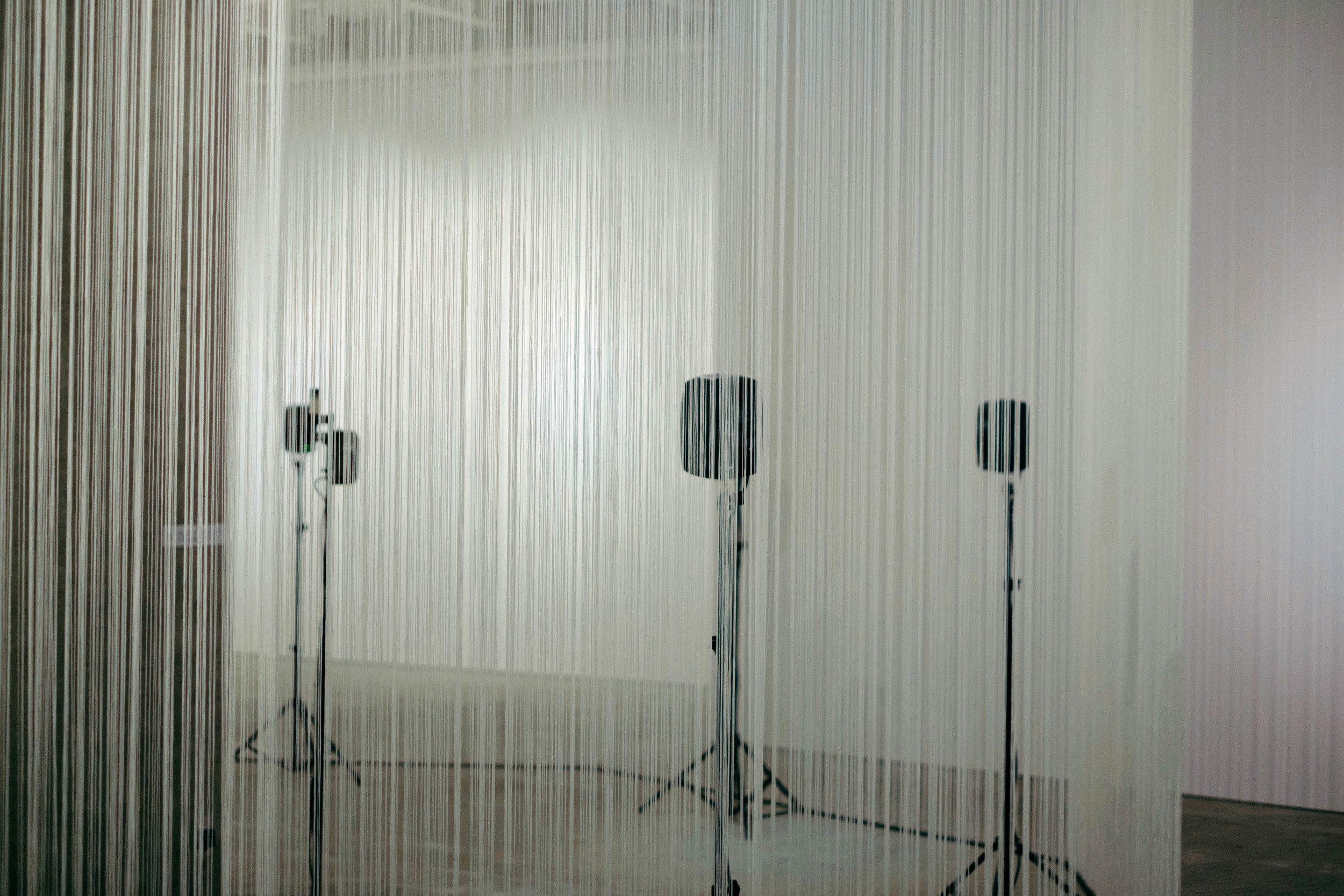 particle noise (ichihara version) - 2017 /Carsten Nicolai