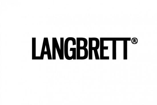 LANGBRETT