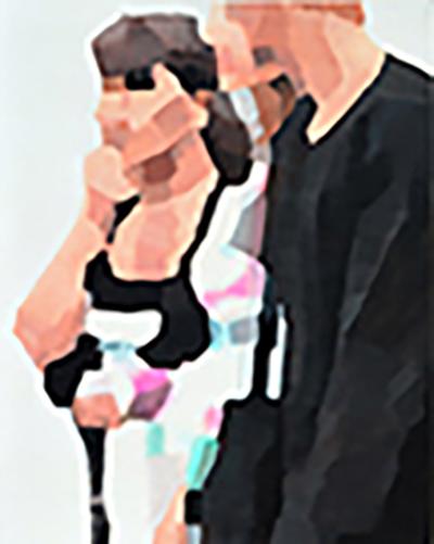 06.09.2007Paris-5  81x65cm, oil on canvas
