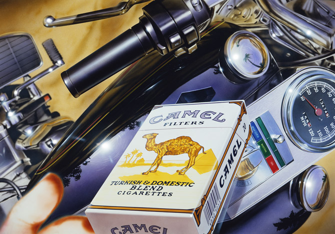 self promotional airbrush