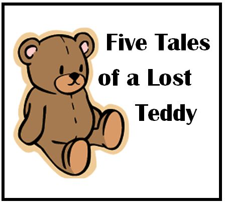 Oh no! A Teddy Bear is lost! How will my five characters from  A Book Without Dragons  react? Let's find out...