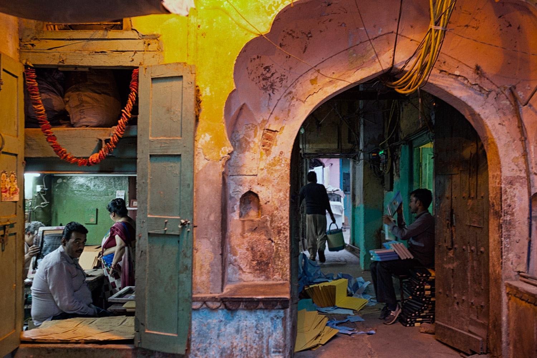 New Delhi, Delhi.