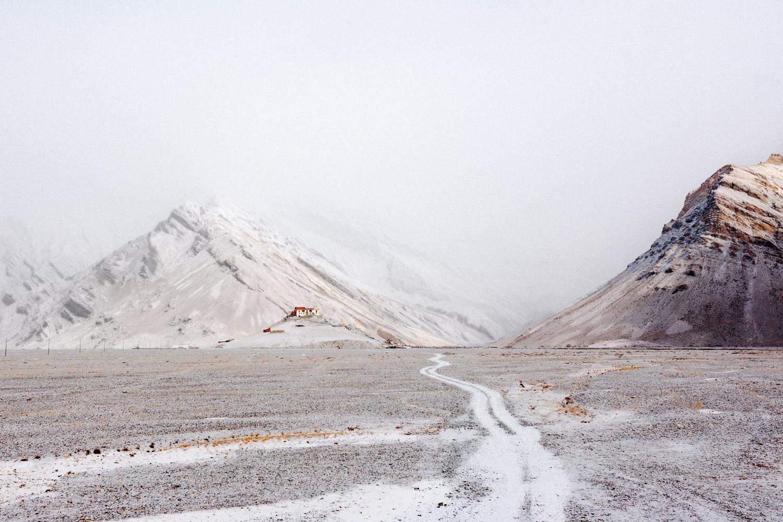 Ladakh. The Nubra Valley.