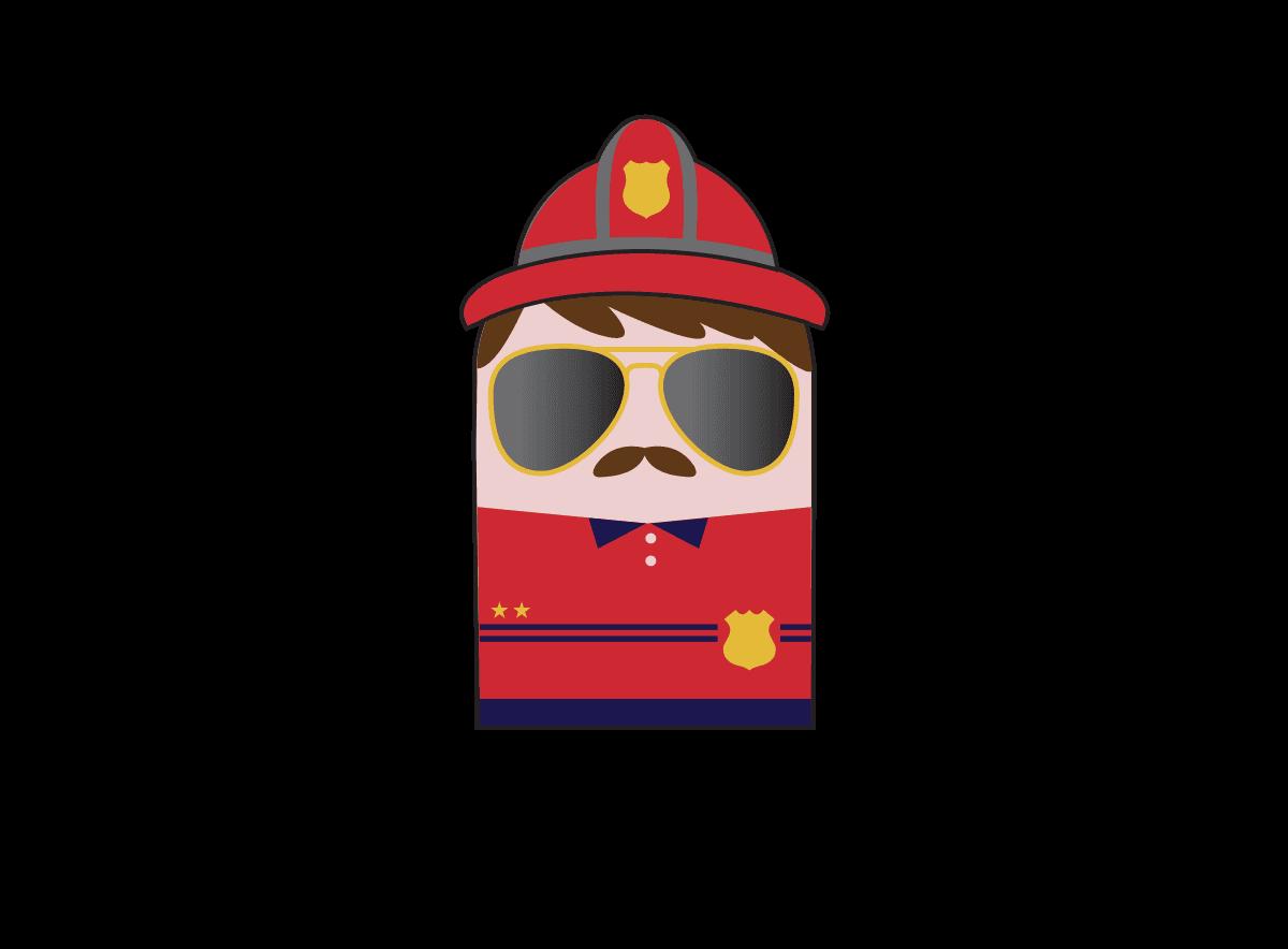 Fireman<strong>ENJOY</strong>