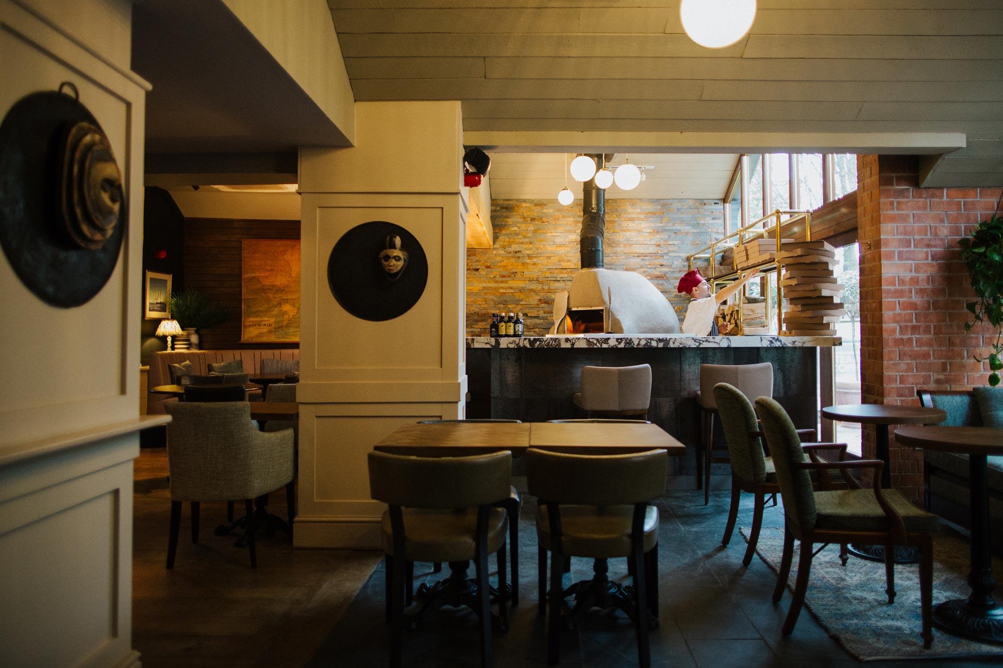 Warwick Pub Restaurant