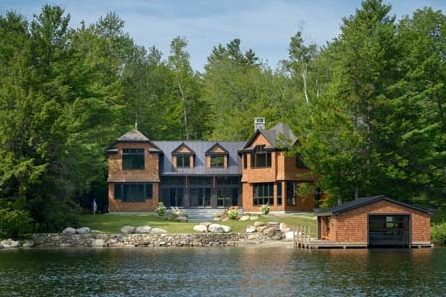 QUIET COVE   LAKES REGION, NH   residential