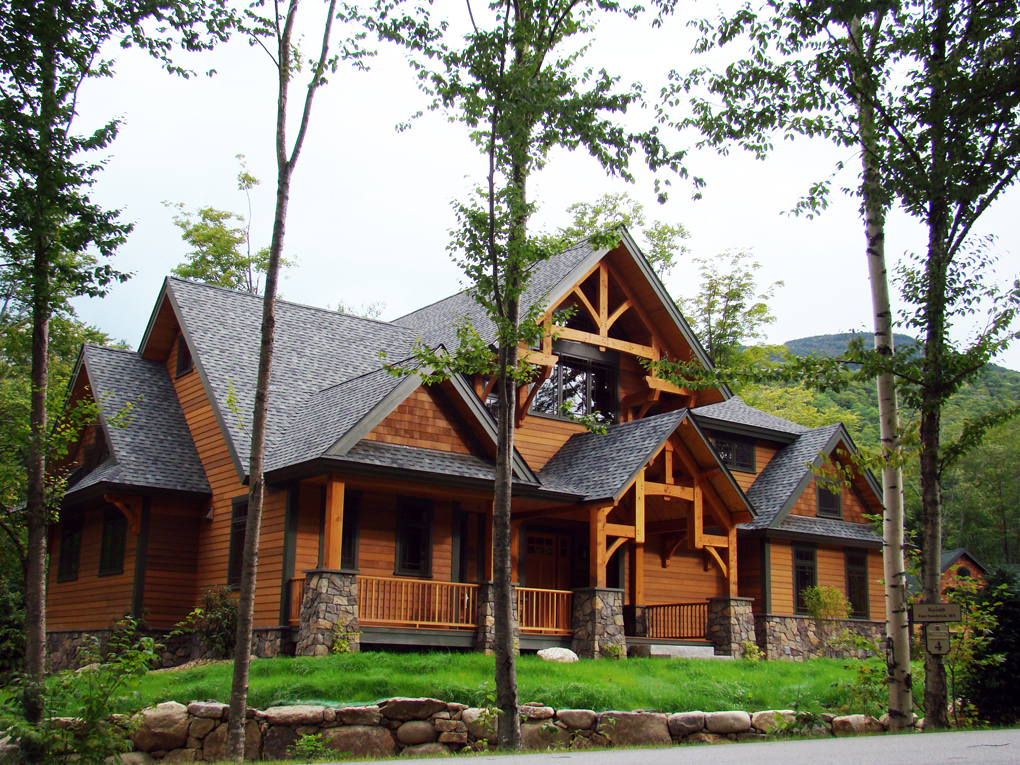 timber frame architect