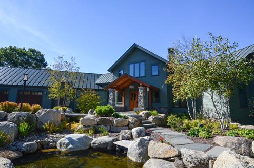 hillside  - dartmouth/lake sunapee, nh   residential