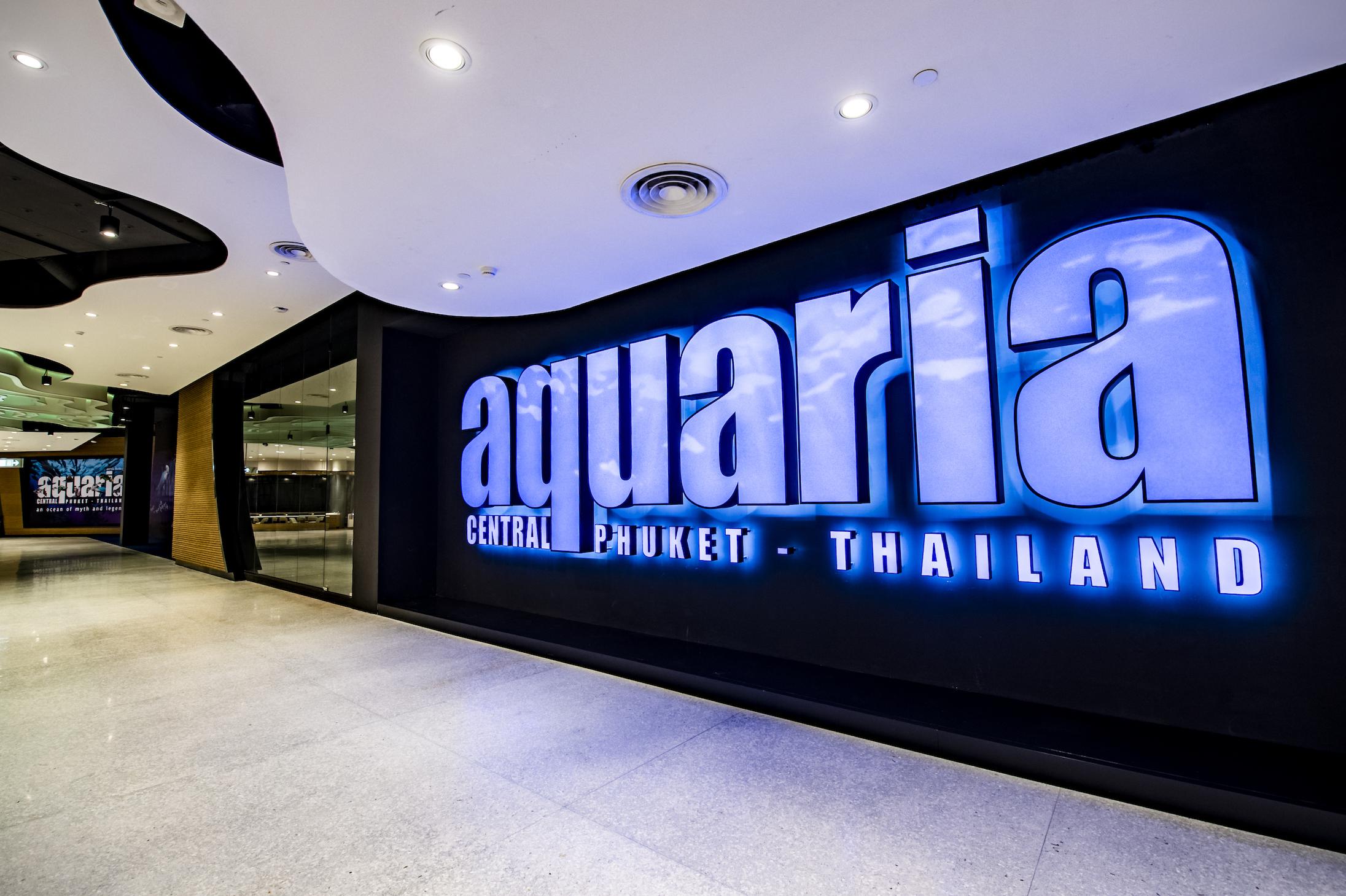 aquaria cental festival phuket -
