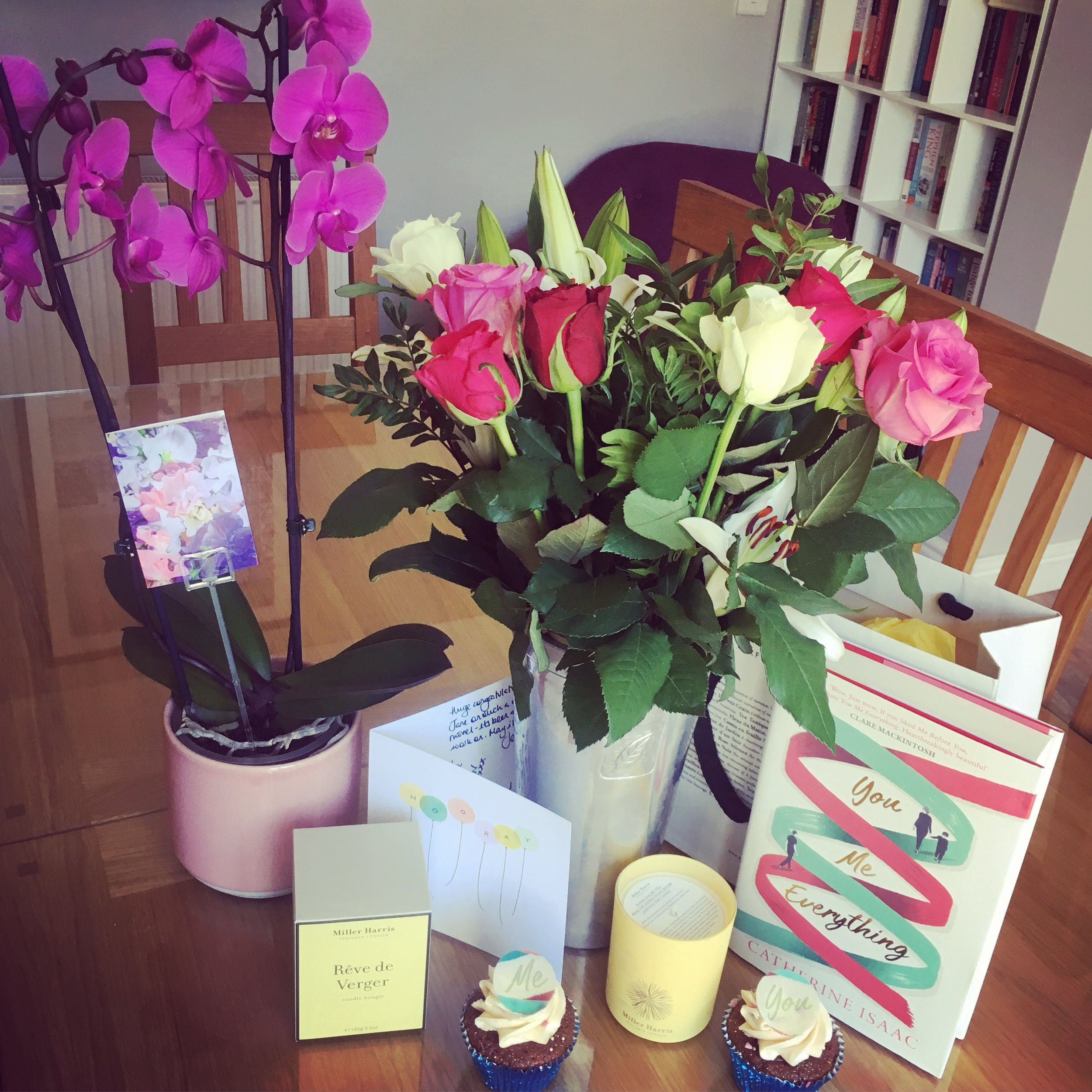 Pub day flowers and gifts!
