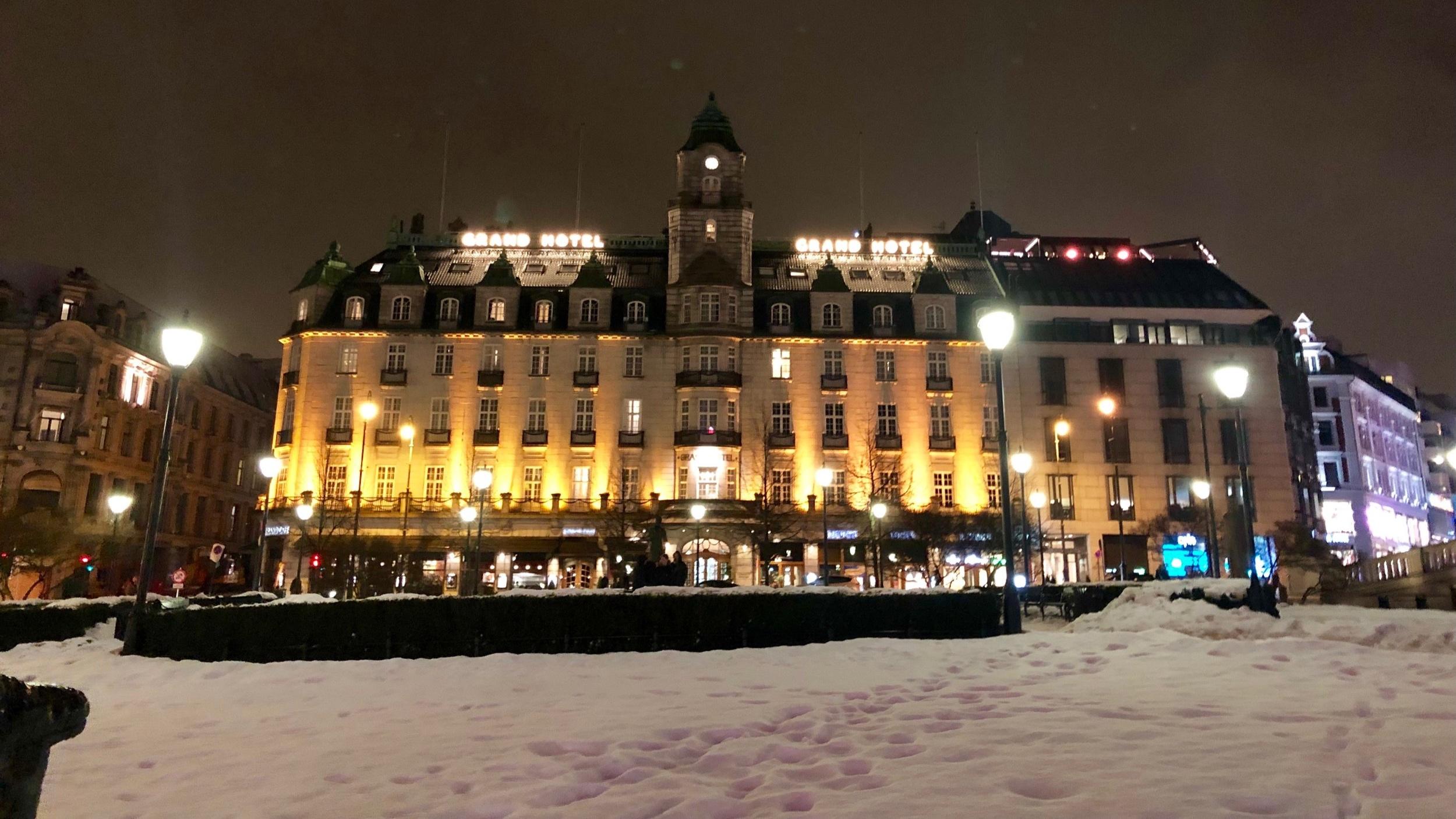 The Grand Hotel, Oslo
