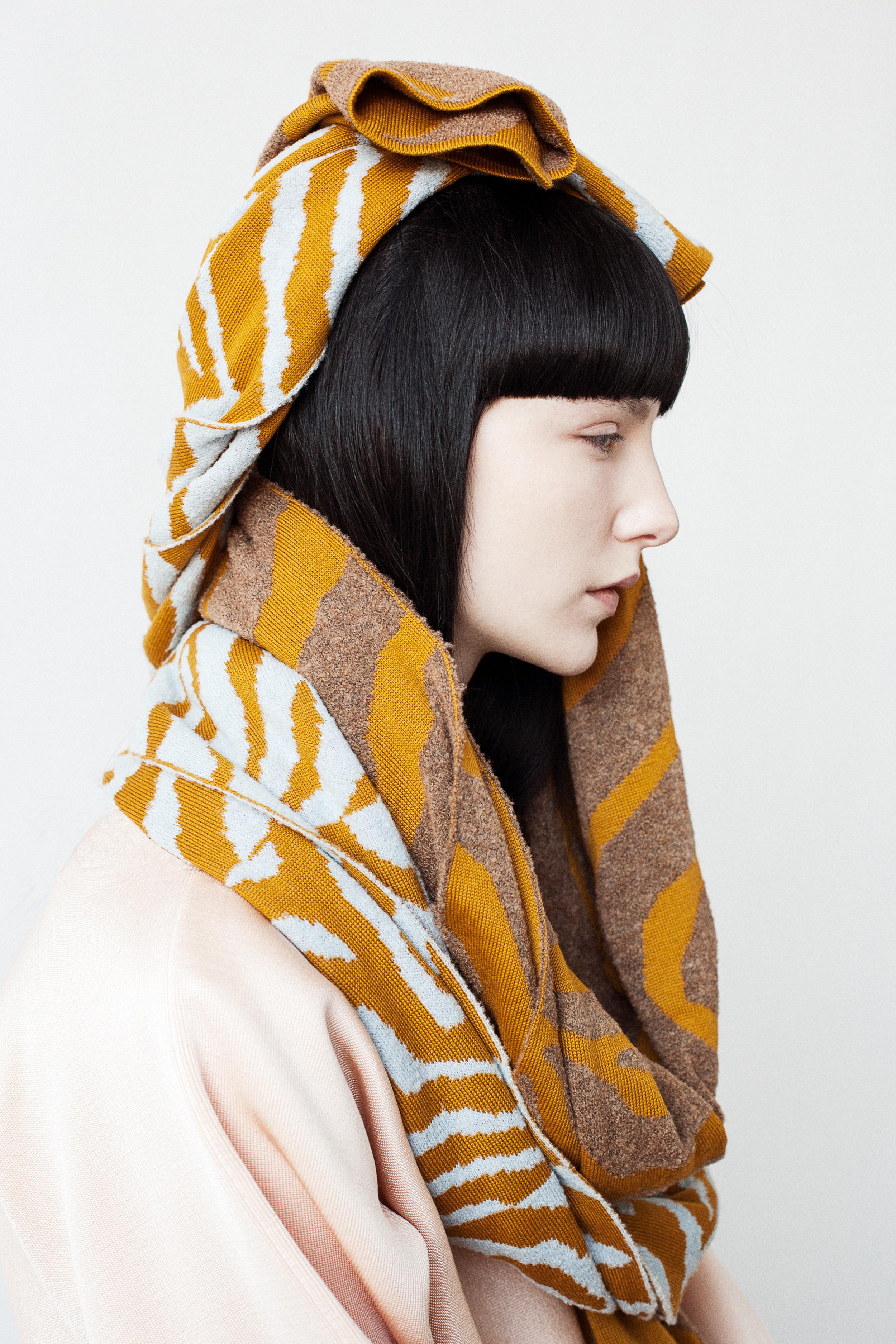 Irish knitwear designer Mary Callan