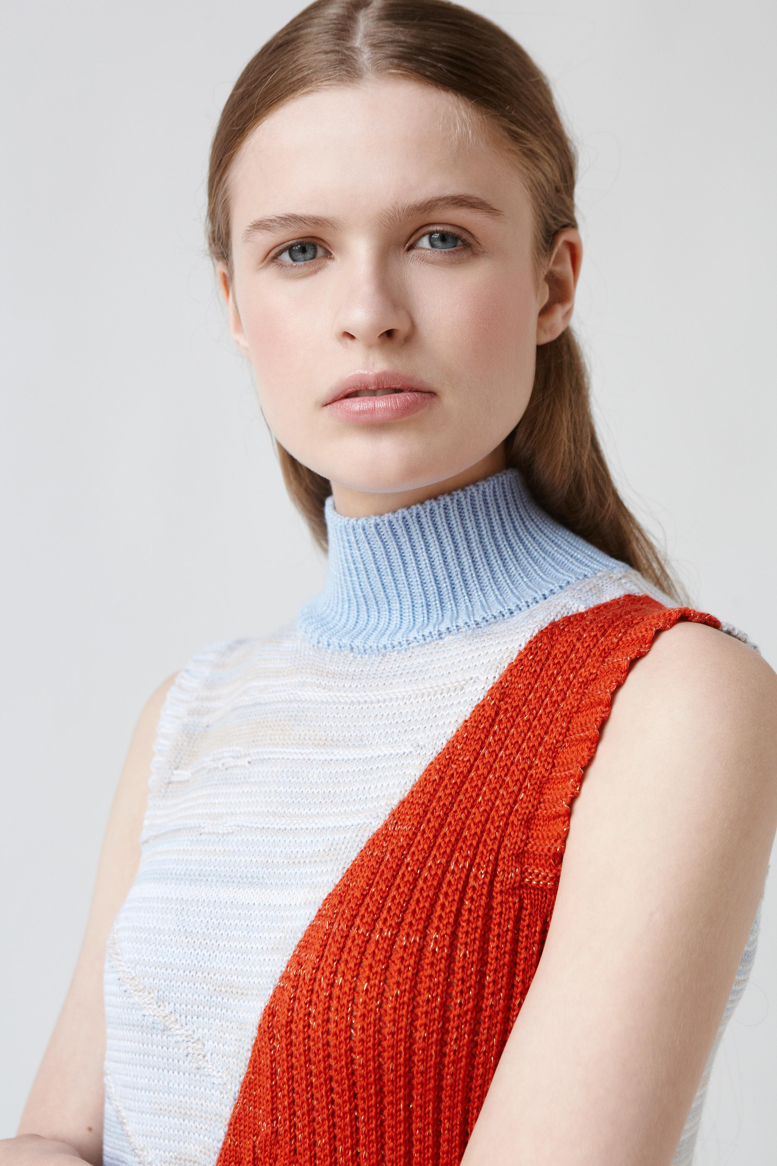 Irish knitwear designer Honor Fitzsimons look book