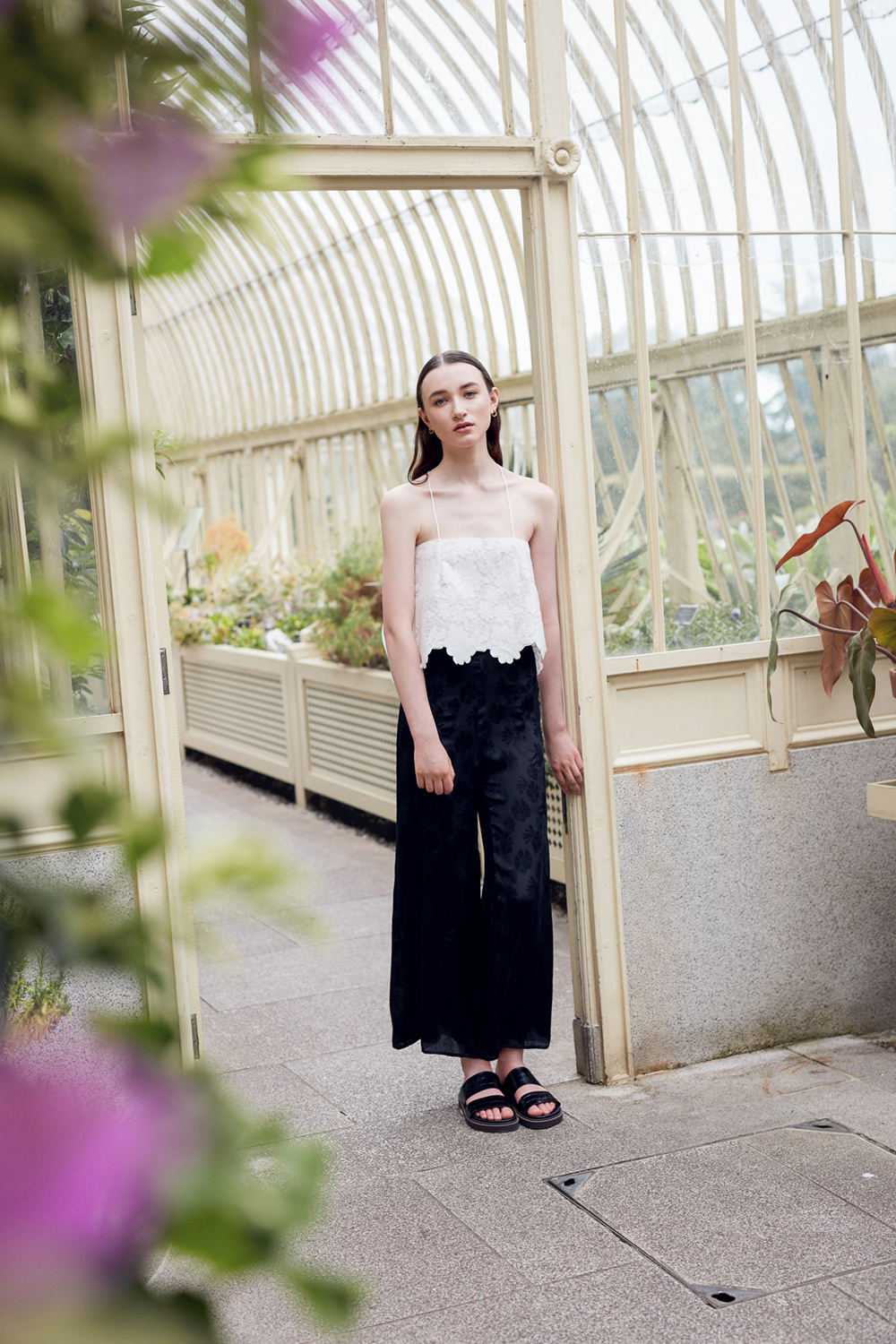 National Botanic Gardens Dublin photoshoot by Johnny McMillan