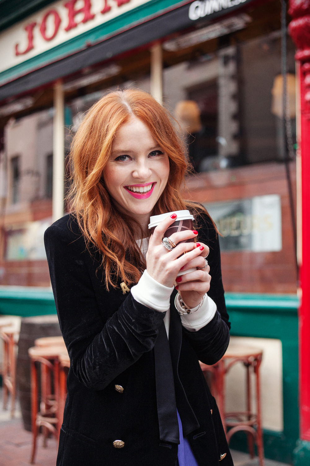 Angela Scanlon portrait