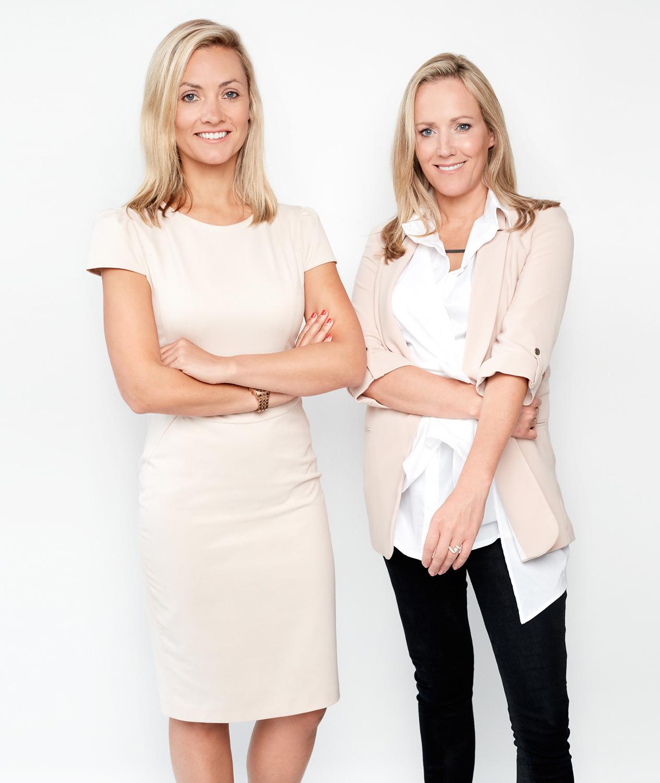 Liz and Nikki Dwyer