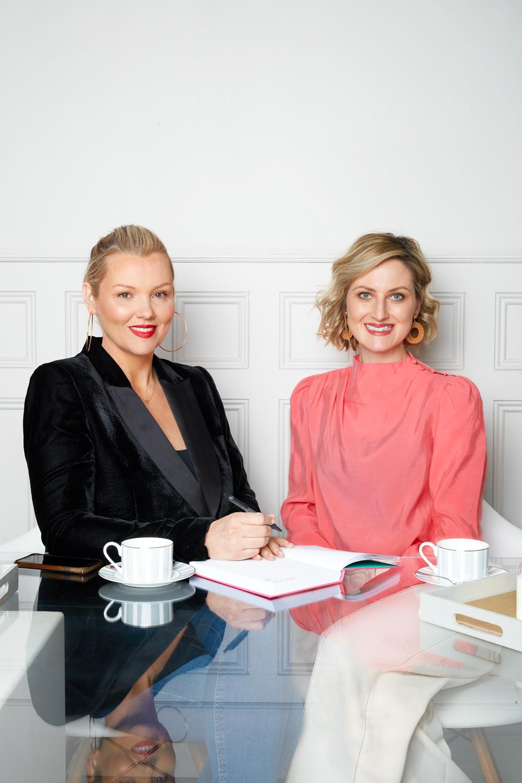 Paula Callan & Sarah Rickard