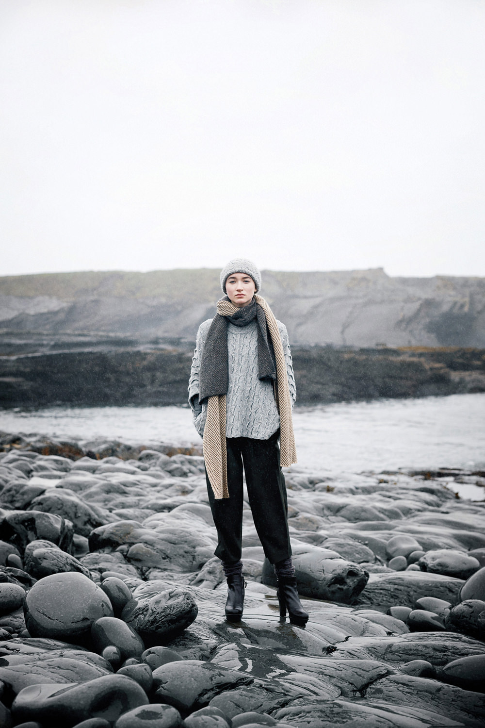 Aine McConnells Knitwear in the West of Ireland shot by Johnny McMillan 1.jpg
