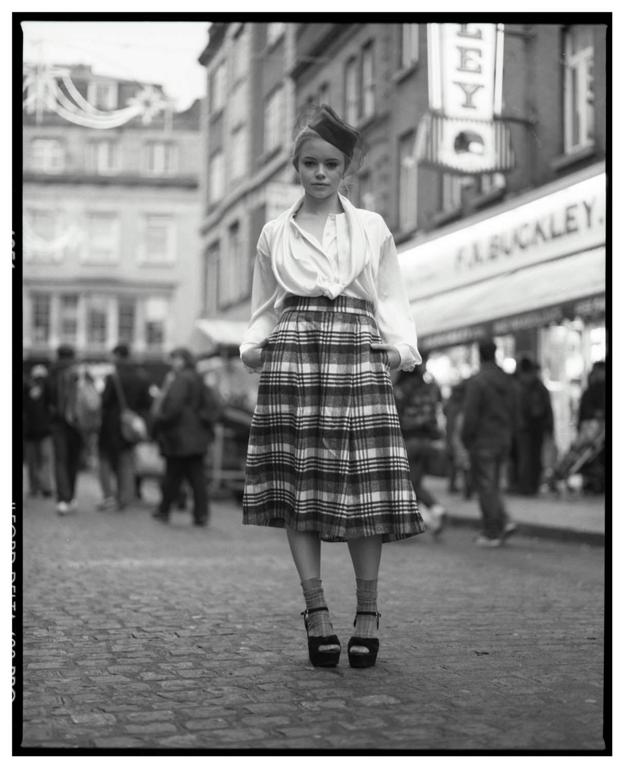 Fashion shoot on Moore Street Dublin styled by Lisa Maria McCarroll shot by Johnny McMillan.jpg