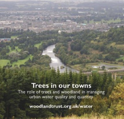 The Woodland Trust is one of a number of organisations who are promoting the benefits and advantages of tree planting in towns.  https://www.woodlandtrust.org.uk/mediafile/100083915/Trees-in-our-towns.pdf   Trees for cities has also provided a great guide to the benefits of urban trees and campaigns for more tree planting.   http://www.treesforcities.org/benefits-urban-trees/