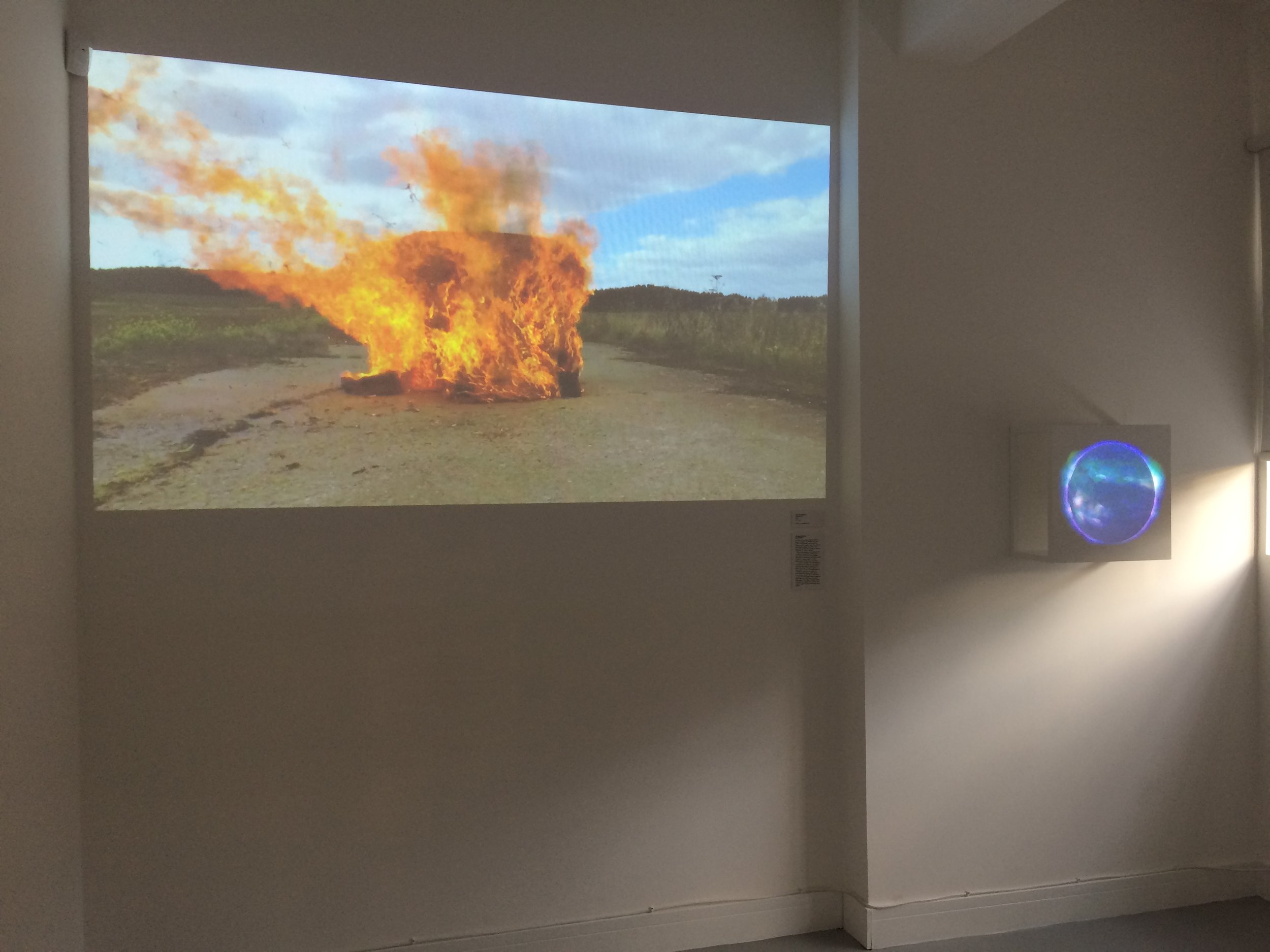 Conversion and 365 Faces of the Sun on display at GroundWork Gallery