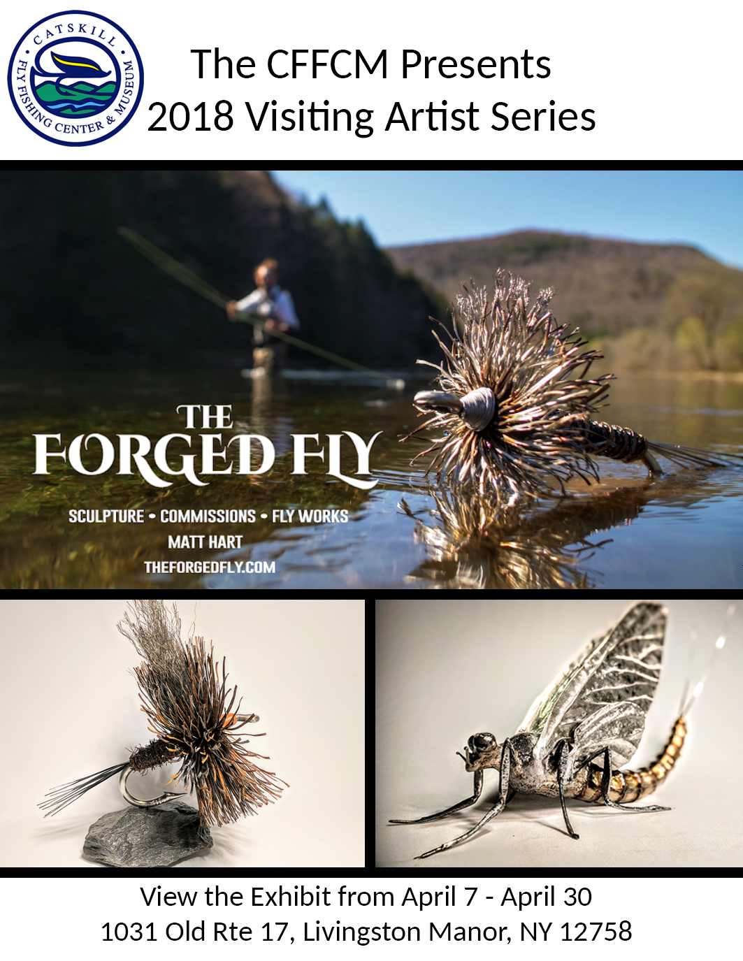 forgedflyposter