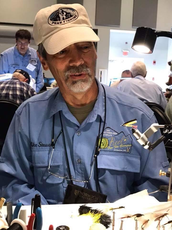 Michael Stewart, guest tyer