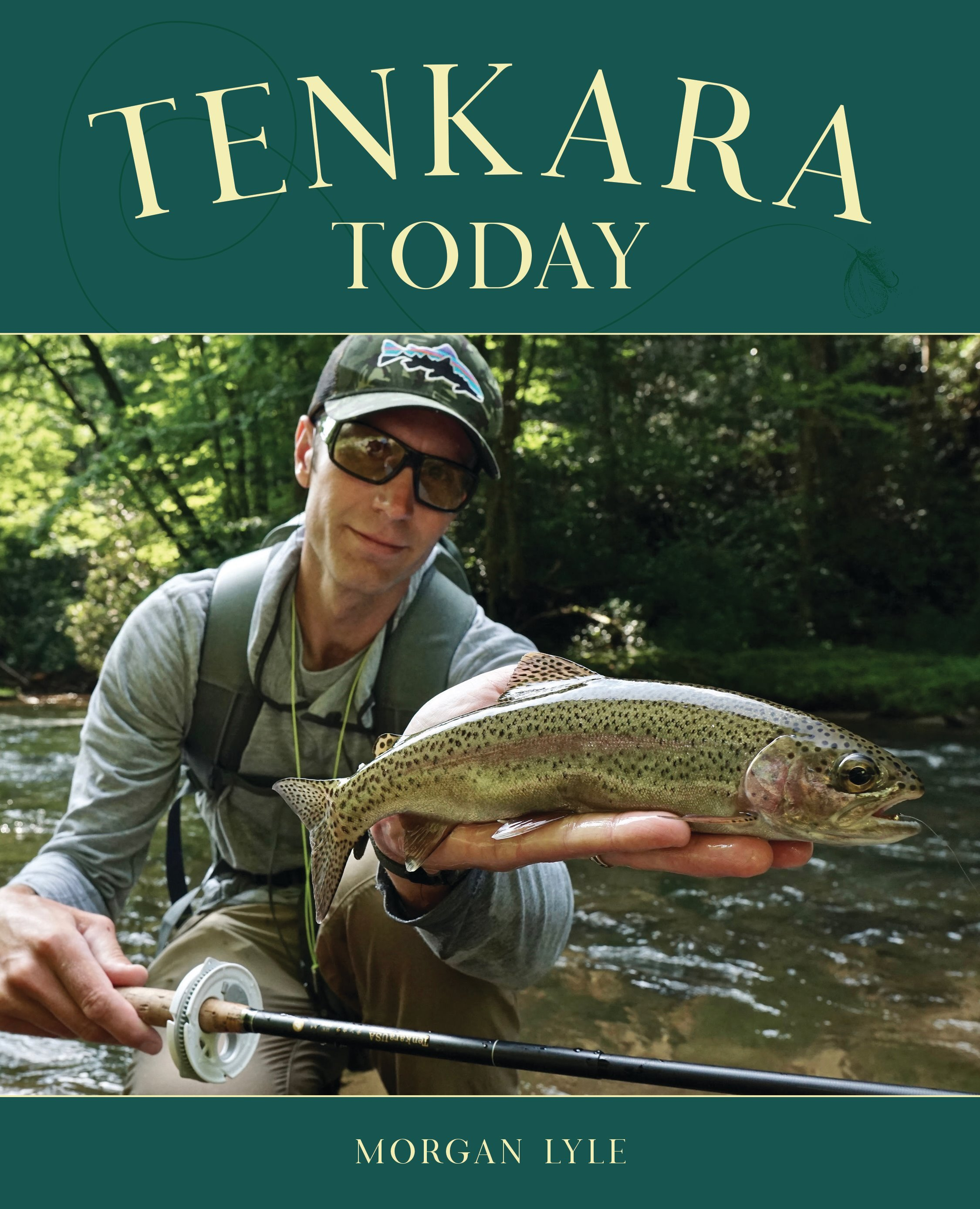 Tenkara Today by Morgan Lyle, who will speak at Arts of the Angler on Saturday, Nov. 9, at 1 p.m.