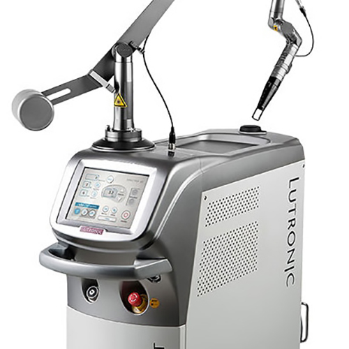 Find out more about the Lutronic Spectra XT machine  here