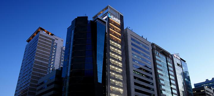 Classys Tower, Gangnam-gu,Seoul, South Korea