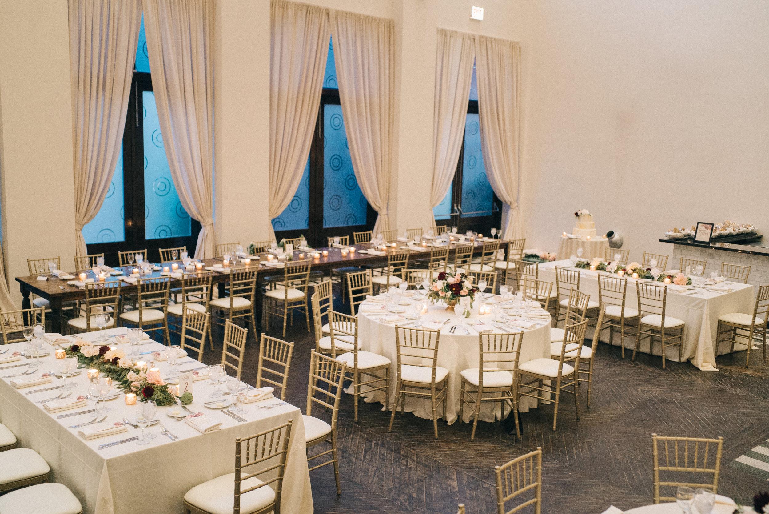 Reception Dining Room
