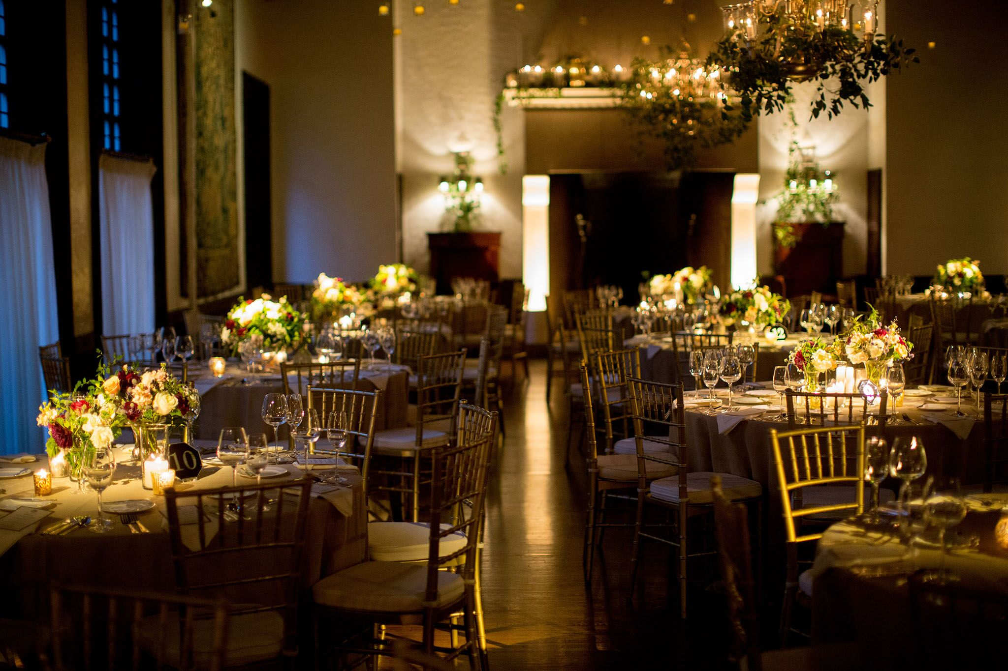 dim light romantic reception   Romantic Reception Lighting   Planning By Wrap It Up Parties