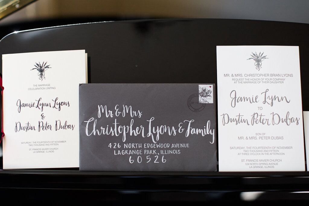 Handwritten Invitations